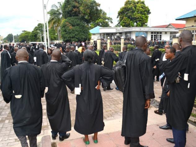 RDC: Le Synamac décide d'une grève de magistrats à partir de ce lundi 10 février