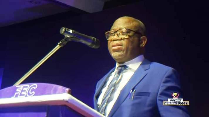 RDC : Jean Baudouin Mayo sollicite l'appui de la FEC pour l'amélioration du social des congolais