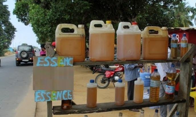 Kasaï oriental : Hausse de prix de carburant, un litre passe de 2500FC à 3000FC