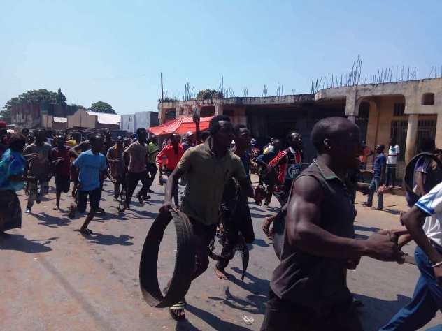 Kasaï oriental: Deuxième jour des manifestations des rues contre la destitution de  Kabund