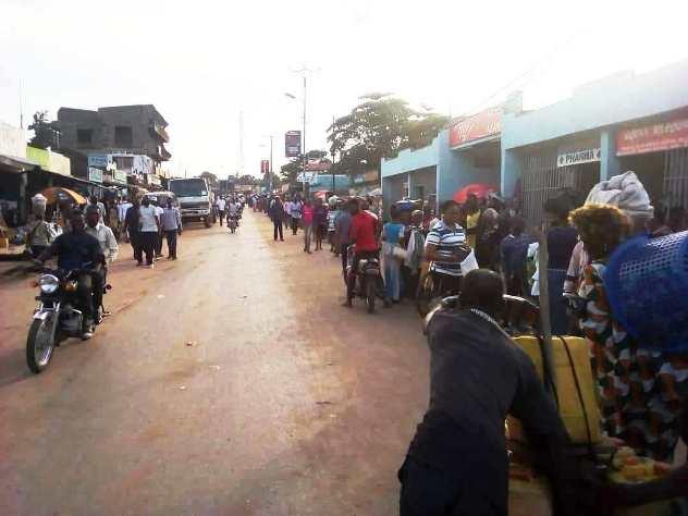 Kasaï oriental : Les activités ont repris ce jeudi à Mbujimayi