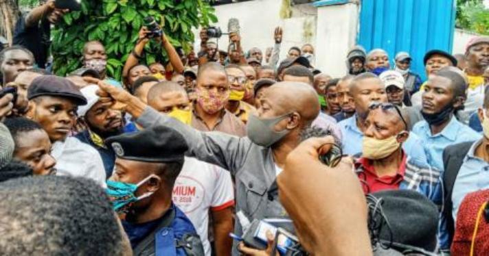 RDC : Destitution de Kabund, Kabuya promet la position de l'UDPS après sa rencontre avec Tshisekedi
