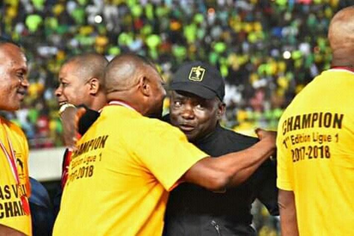 SPORTS: Gabriel Amisi Kumba annonce sa démission à la tête de AS.V.Club