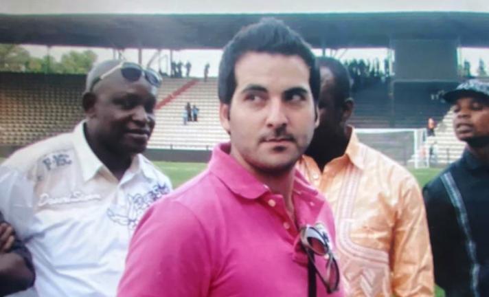 SPORTS: Ali Alexis Fakih élu président de S. M Sanga Balende