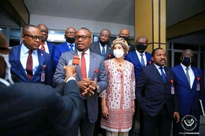 RDC: Le processus électoral au cœur des échanges entre Félix Tshisekedi et les 13 signataires de l'Appel du 11 juillet dernier