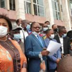 RDC: Les élus nationaux du CACH dénoncent la validation de Ronsard Malonda par les élus du FCC