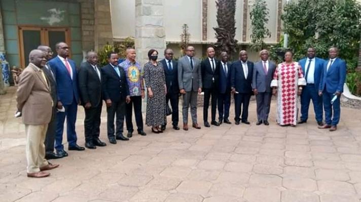 RDC/Haut-Katanga : Forum sur les Réformes électorales, le groupe de 13 convainc Katumbi