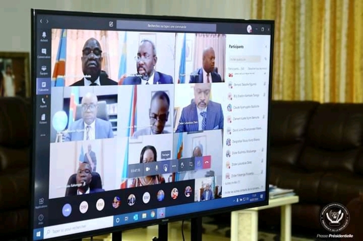 RDC: Tshisekedi annonce une conférence de présentation du projet justice numérique