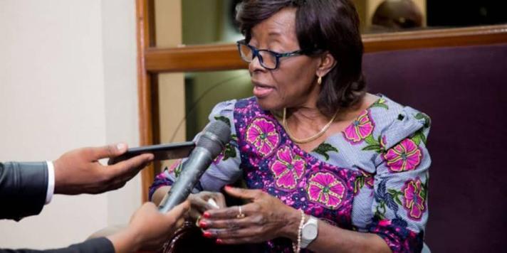 RDC: A propos du mini-sommet, «Tous les États sont saisis», précise Marie-Thérèse Tumba