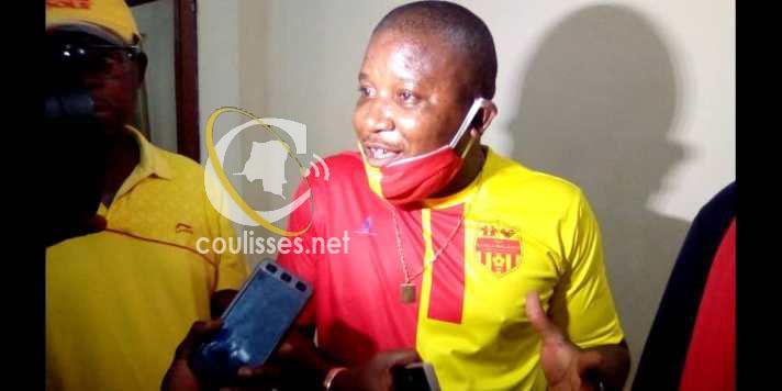 SPORTS : Coco Muya appelle les fanatiques à faire confiance au nouveau comité de Sanga Balende