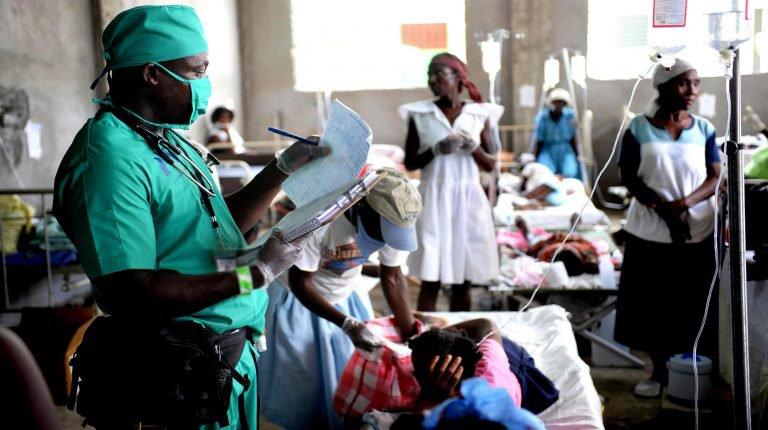 Kasaï oriental : 18 cas de choléra enregistrés dans la nuit de lundi à mardi ( Docteur Tshiteku)