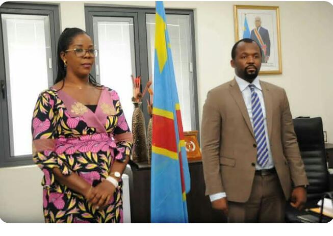 RDC-Lualaba : Préparatifs de la conférence sur le leadership au centre de l'entrevue entre Lydia Kapapa et Bouddy Mukadi.