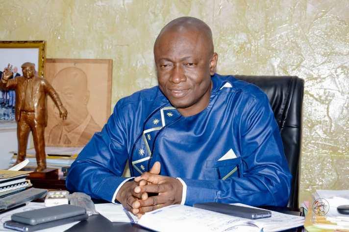 RDC: Augustin Kabuya veut accuser le FCC auprès des diplomates affectés dans le pays