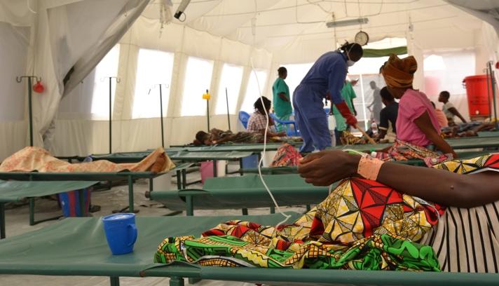 Kasaï oriental : 71 cas dont 6 décès de choléra enregistrés à la 42ème semaine épidémiologique