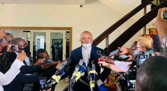 RDC-Consultations présidentielles : Pius Muabila dit être » républicain»