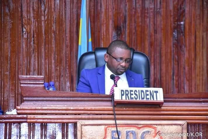 Kasaï oriental : Yves Mwamba déplumé