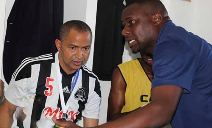 SPORTS : Mihayo Kazembe reprend les commandes chez Mazembe