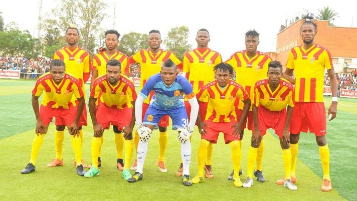 SPORTS-Linafoot D1 : Sanga Balende accroché à domicile par Gr Bazano après un penalty raté