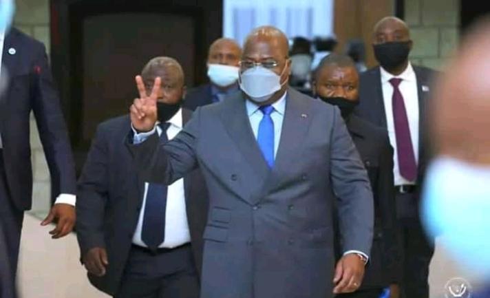 RDC : Le travail a commencé dixit Félix Tshisekedi