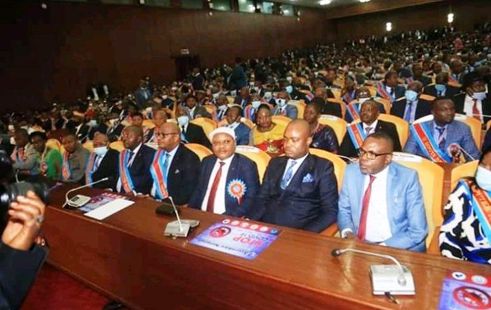 RDC : Les députés de l'Union sacrée déclenchent le départ de Ilunga Ilunkamba