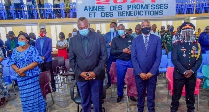 Kasaï oriental : Culte d'action de grâce en mémoire de L.D. Kabila