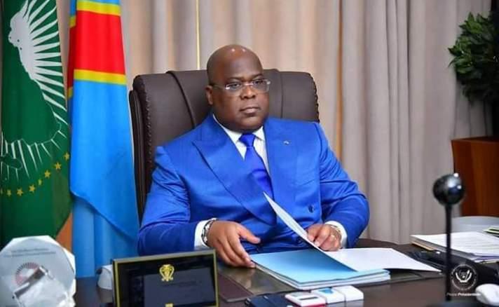 RDC: Félix Tshisekedi participe à une réunion du bureau de la conférence des Chefs d'État sur la covid19