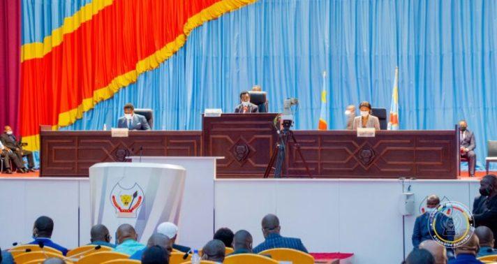 RDC: Christophe Mbosso s'engage à une gestion équitable des fonds pour le fonctionnement du bureau d'âge