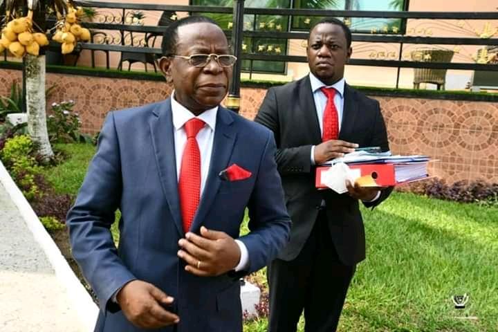 RDC : Bahati sollicite l'intervention de  Tshisekedi pour décanter la dette de 14 millions USD au sénat