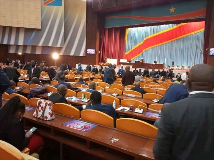 RDC : Élection du bureau définitif, voici le ticket de l'union sacrée