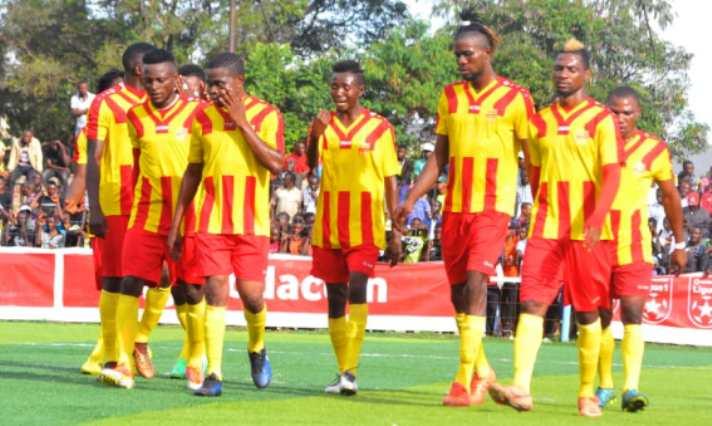 Linafoot : Sanga Balende bat FC Renaissance