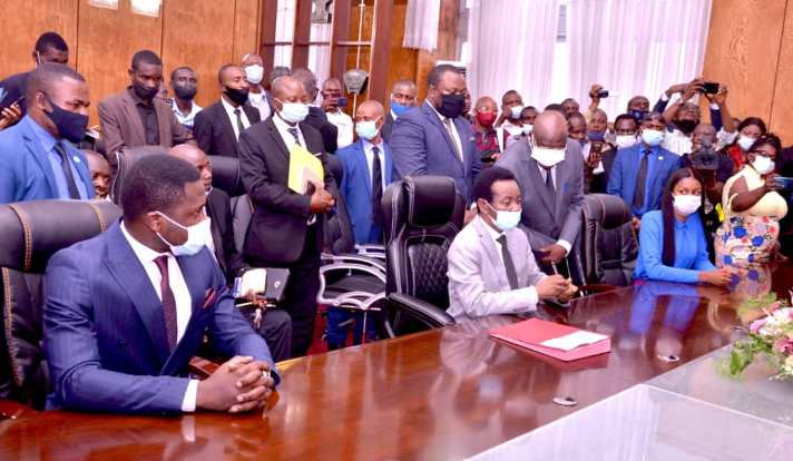RDC : Une rencontre entre Mboso et le caucus des élus de Kinshasa prévue ce lundi