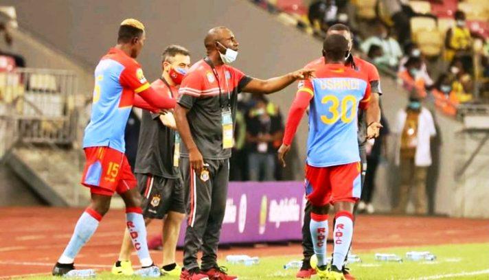 CHAN-2021: la RDC en tête du groupe B après sa victoire face au Congo-Brazza