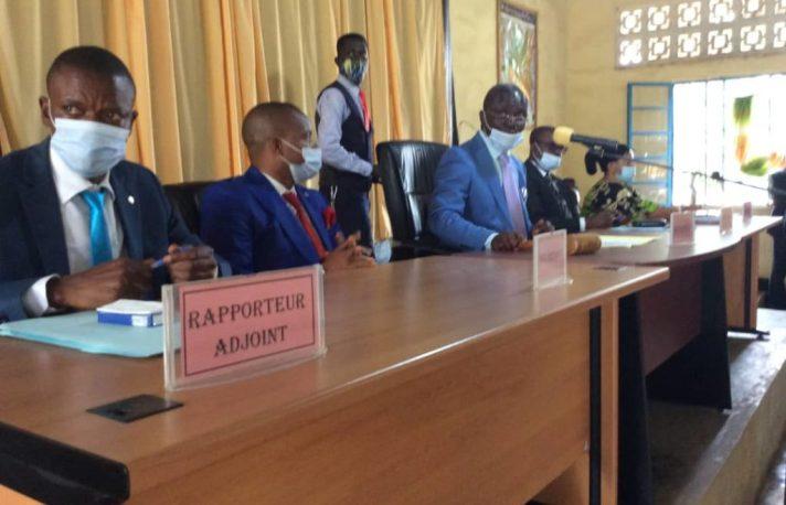 RDC- Lomami: L'assemblée provinciale destitue son président Valdo Tshibangu