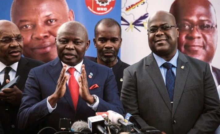 RDC: La coalition CACH existe toujours malgré la création de l'union sacrée ( Bertin Mubundi)