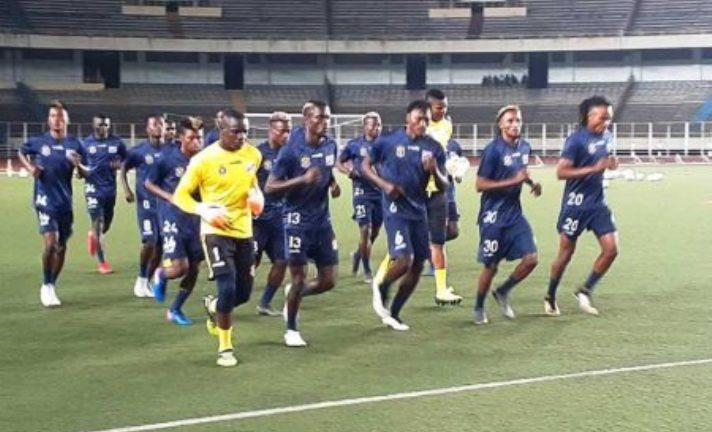 SPORTS-CHAN 2021: les Léopards se sont envolés pour Cameroun ce mercredi