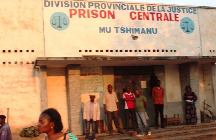 Kasaï oriental : Une diarrhée d'origine inconnue fait des morts à la prison centrale de Mbujimayi