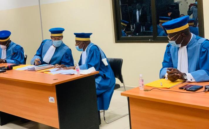 RDC: Le Greffier Kakwakana de la cour constitutionnelle suspendu de ses fonctions