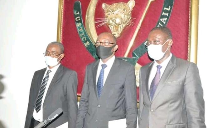 RDC- Lualaba : Une délégation de l'Inspection Générale des Finances contrôle la gestion Muyej