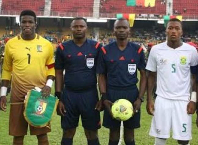 SPORTS CHAN-2021: Deux arbitres congolais officieront le match d'ouverture