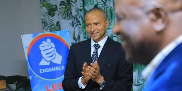 RDC: Rétropédalage politique, Ensemble rejoint l'union sacrée «dans l'intérêt du peuple congolais»
