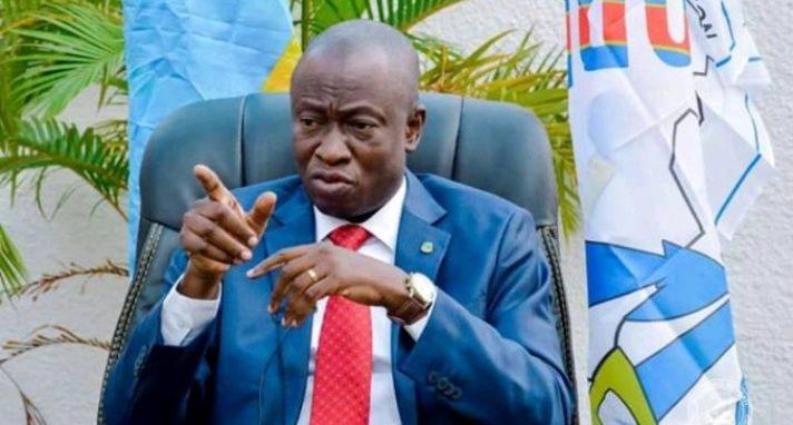 RDC : Adhésion massive à l'union sacrée, «qu'on laisse les gens venir», lance Augustin Kabuya