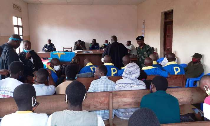 RDC/Nord-Kivu : 8 militants de la LUCHA risquent 10 ans de prison