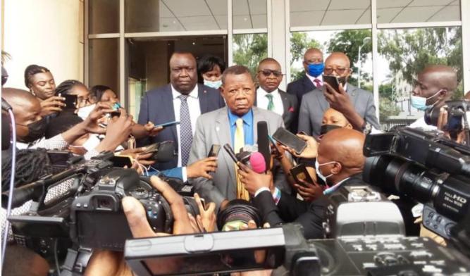RDC : Consultations en vue du gouvernement, la CCU promet d'enrichir le programme gouvernemental