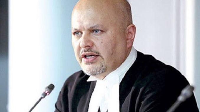 Karim Khan, nouveau procureur de la CPI