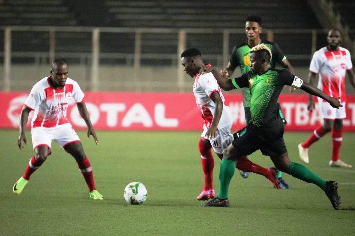 SPORTS-CAF: V.Club courbe l'échine devant Simba SC
