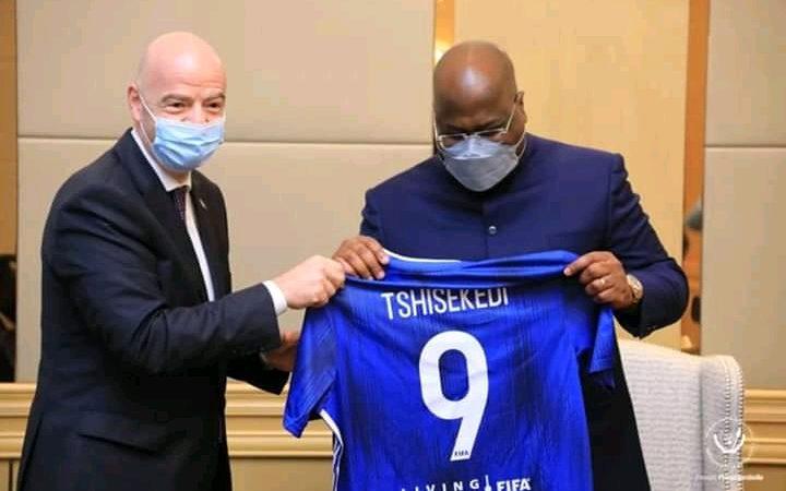 RDC: Signature du mémorandum d'entente entre la RDC et FIFA pour l'organisation du championnat interscolaire