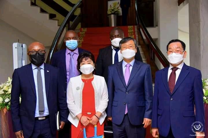 RDC : Vers l'installation d'une usine de montage des véhicules à Daewoo Songolo
