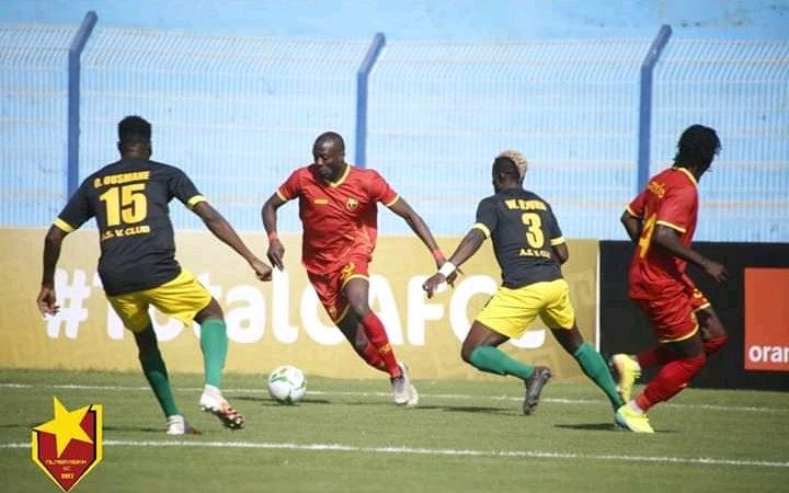 SPORTS- CAF-C1: V. Club s'étale sur Al Merreikh à Karthoum (4-1)