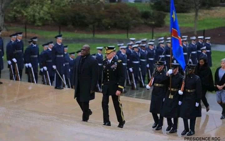 RDC: Les USA promettent leur soutien dans la pacification de l'Est