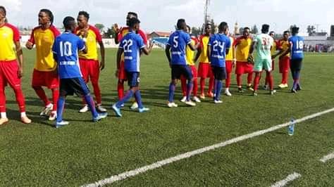 Sports-Linafoot-D1 : Sanga Balende atomisé à Kindu par Maniema Union (1-4)